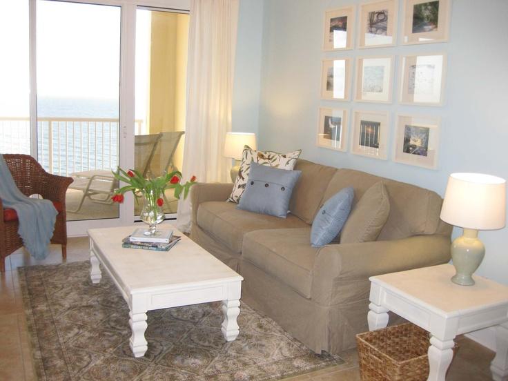 Unit P403 Living room
