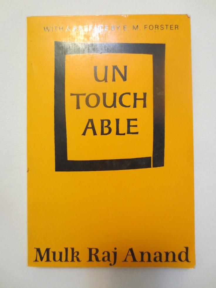 Untouchable mulk raj anand essay