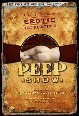 Watch PEEP SHOW - dir. Rino Stefano Tagliafierro Online | Vimeo On Demand on Vimeo