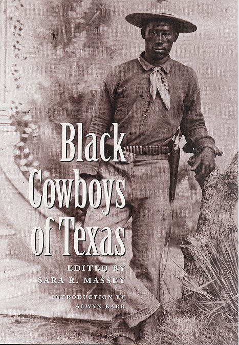 Texas Black Cowboys  Of the estimated 35,000 cowboys that worked the ranches and rode the trails, between five and nine thousand or more was said to have been Black. They participated in almost all of the drives northward, and was assigned to every job except that of trail boss. One historian noted that there had been a few cattle drives where the entire crews were black except for the trail boss.