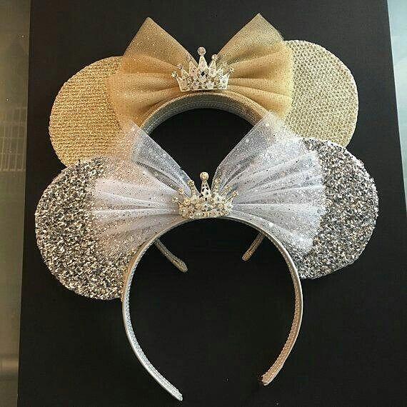 COMENTA Y COMPARTE Linda idea de vincha o diadema para Fiesta Minnie Mouse para las niñas asistentes a la fiesta, lo mejor? puedes hacerlas tú misma(o)