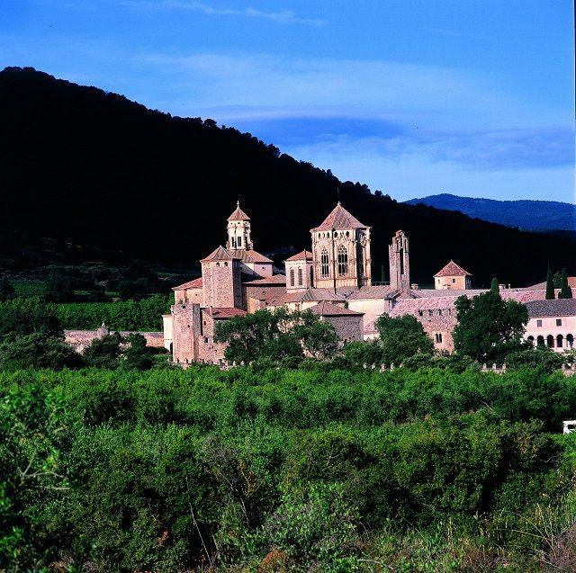 Reial monestir de Santa Maria de Poblet- Tarragona- Catalunya