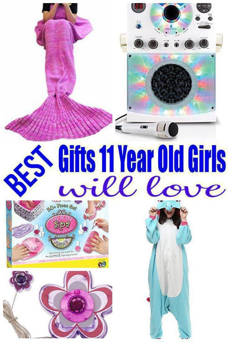 Gifts 11 Year Old Girls Find The Best Gift Ideas For A Eleven Girl Give That Special She Will Love Her 11th Birthday Christmas