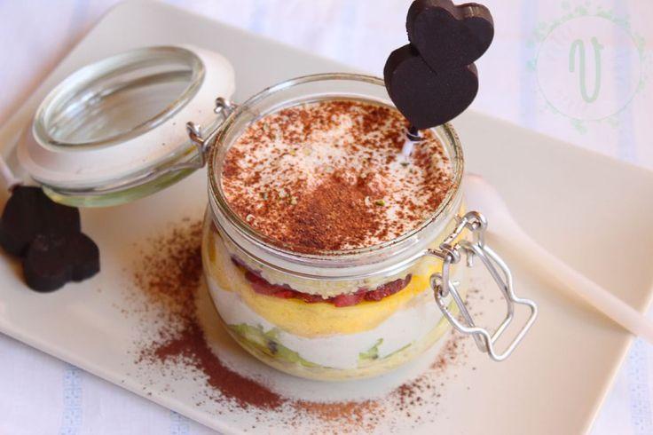 Mic dejun din mei cu mango si crema de caju!!! - dolce far verde