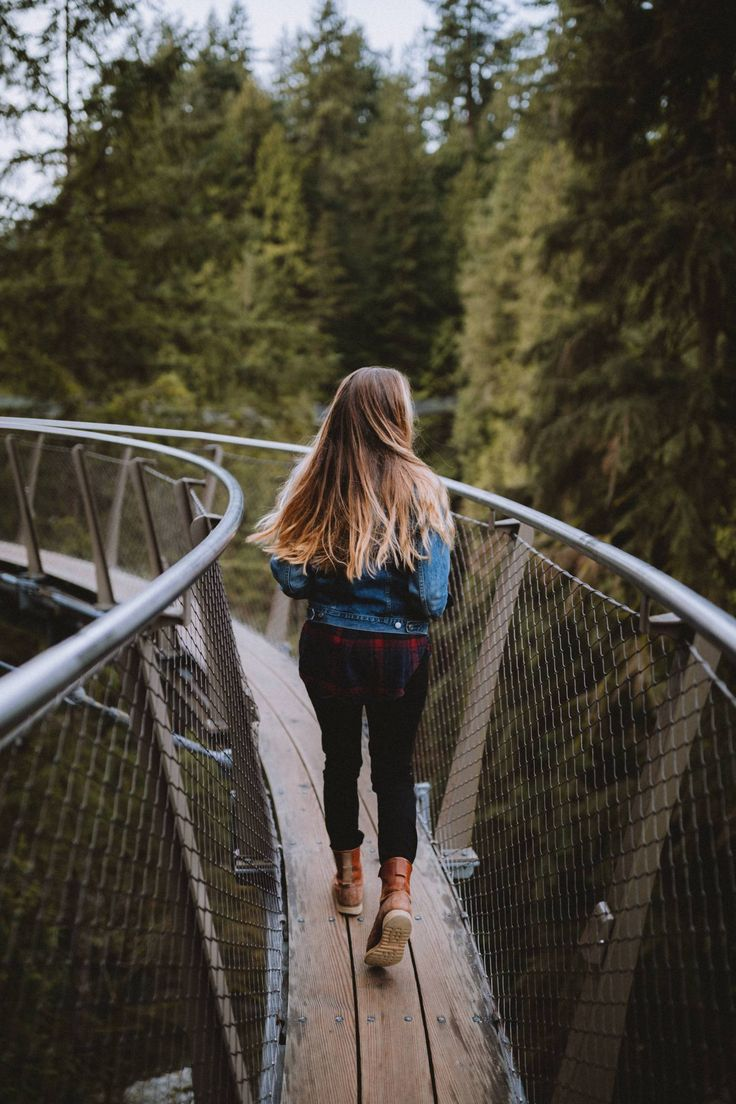 Discover the adventure you can have at Capilano Suspension Bridge Park in Vancouver, Canada