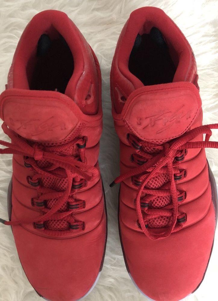separation shoes fd783 fe018 Mens Red Black Nike Jordan Reveal Tennis Shoes Size 8 Sneakers USA Seller    eBay