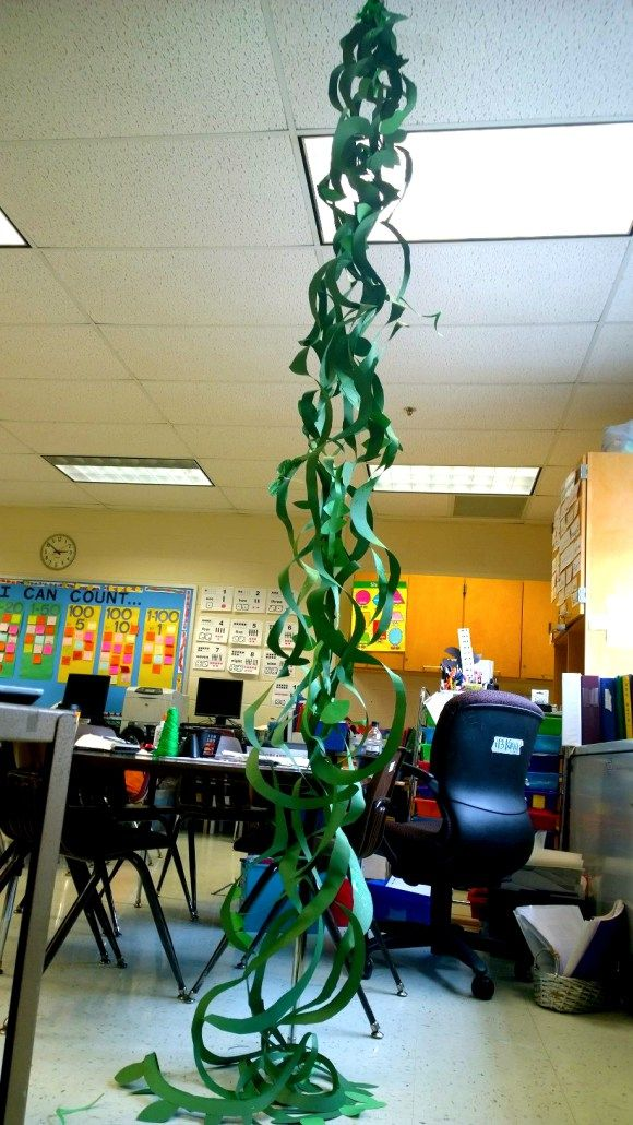 Jack and the Beanstalk Craft – Make Your Own Giant Beanstalk!