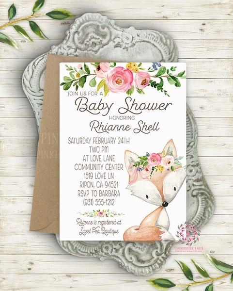 Woodland Bunny Rabbit Invite Invitation Baby Shower Boho Floral Watercolor Birth Announcement Printableby Pink Forest Cafe Welcome to Pink Forest Café! Your one stop shop for all things printable! Wall Art, Stationery, Invitations and Announcements, Party Signs, Home and Nursery Décor and more! All invitations can be customized to suit your event! Super fast and easy! All invitations can be printed and mailed to you, email PinkForestCafe@gmail.com to discuss your order now! *** This…