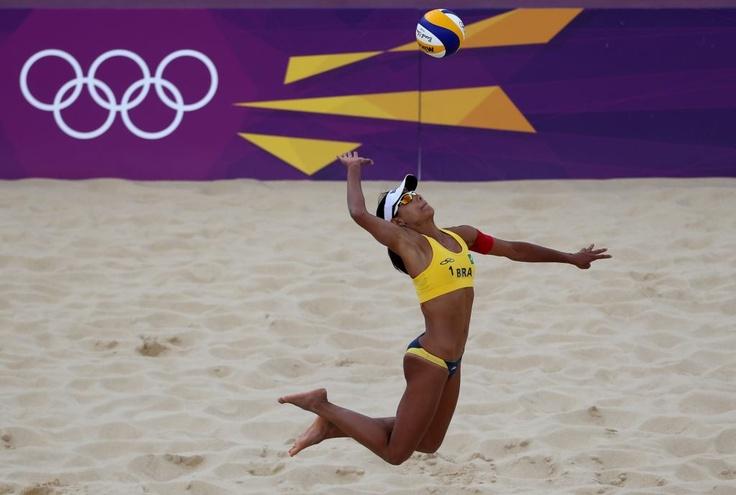 Juliana Silva, Brazil, Beach Volleyball