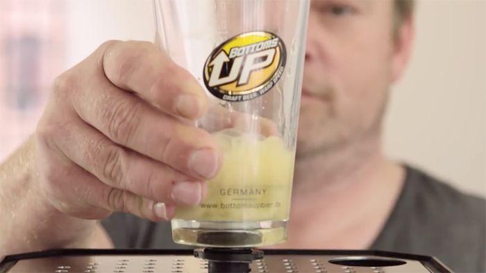 Beer Buddy: Die weltweit erste Bottoms Up Zapfanlage für 5l-Partyfässer