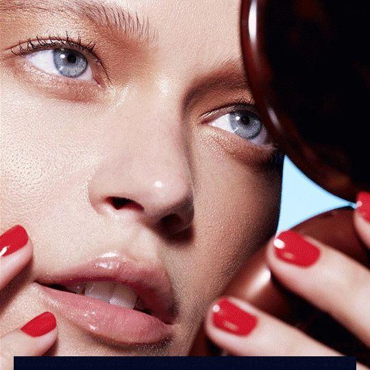 #ESTEELAUDER: Follow the Sun  Bronze Goddess   The Cult Bronzer and  Eau Fraîche Skinscent  Shop Now »