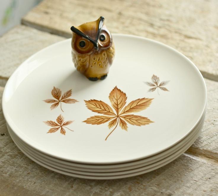 Leaf plates Taylor Smith Taylor