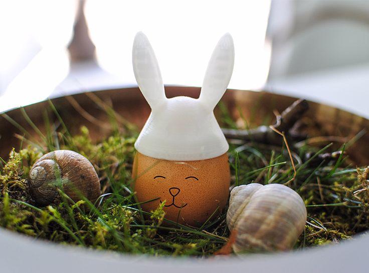 Mr. Bunny - a 3D model by VECTARY | VECTARY