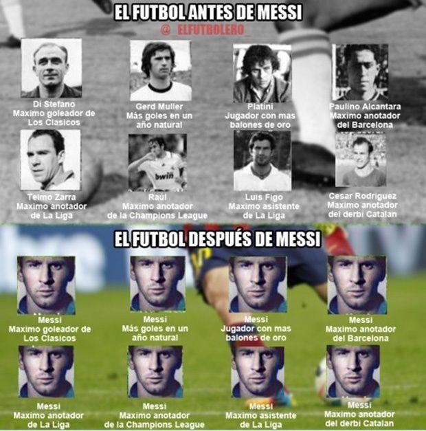 El meme de Messi que es furor en la web ahora mismo   Noticias   Pasión Libertadores