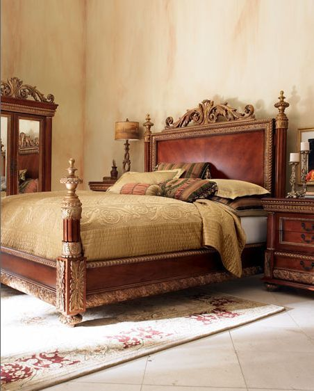 Exclusive Bellissimo bedroom furniture Our bedroom set! Love it