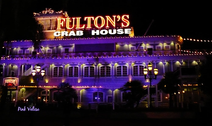 Our Favorite Downtown Disney Restaurant: Fultons Crab House