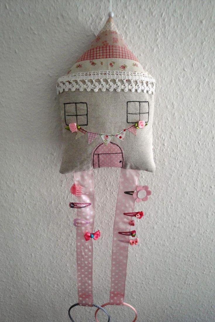 Hair Clip Holder Girlanda House