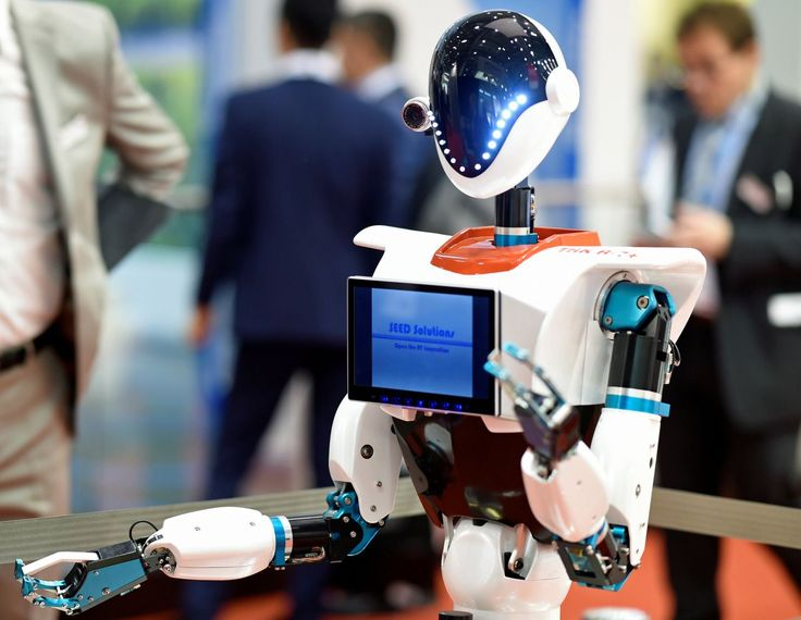 The disruption of workers by robots is about to take a giant leap forward    David Pogue  Yahoo Finance  April 5, 2017    One thing is clear: Robots are definitely going to take over millions of our jobs. However, experts don't agree on what all of this disruption means.