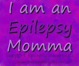 Epilepsy Awareness from Luv'N Lambert Life