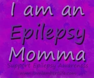 Epilepsy Awareness from Luv'N Lambert Life