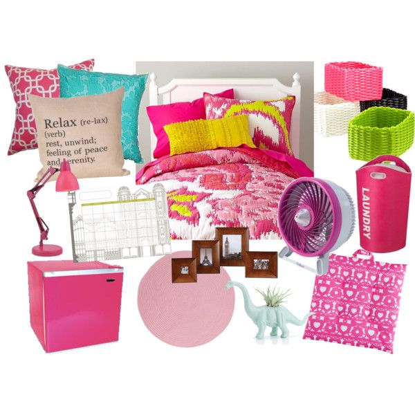 College Dorm Room Essentials. What to take to personalize your dorm space.