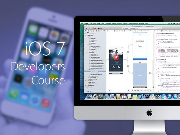 The Complete iOS 7 Developers Course - Learn XCode 5 + Objective-C in Over 31 Hours of Training + Build 14 iOS 7 Apps