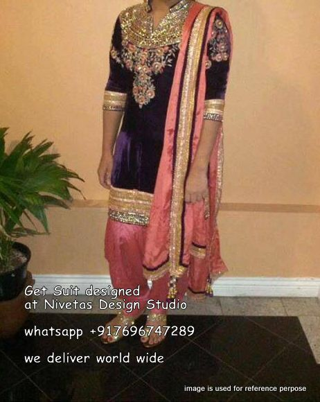whatsapp +917696747289 visit us at https://www.facebook.com/punjabisboutique  All of our pieces can be made to measure and customisation options such as colour, embroidery and fabric changes are also available. #BridalLehenga #lehenga #engagementlehenga #wedding #fashion #2016 #indianweddingoutfits #BridalWear #punjabisalwarsuit #suits #punjabiSuits #salwarSuits #Duapttas #custommade #bespoke