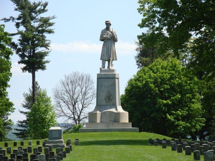 Old Simon, Antietam National Cemetery