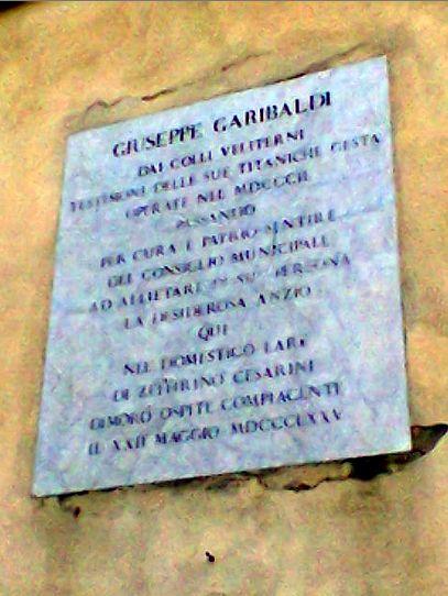 Anzio nel Roma, Lazio