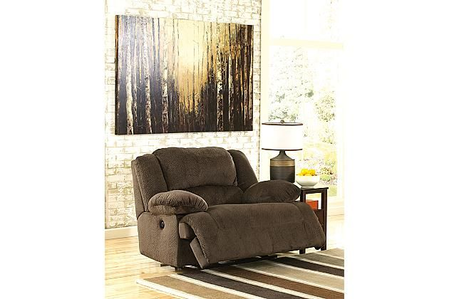 The Toleta Oversized Recliner will keep you comfy for all