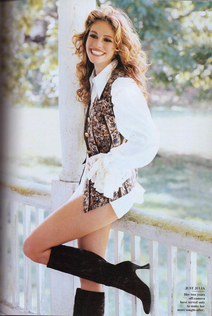 Julia Roberts - Vanity Fair October 1993