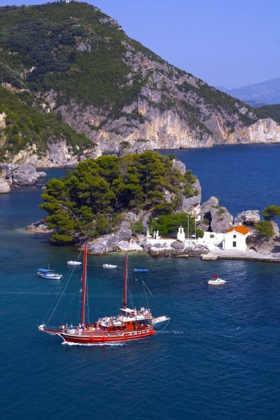 Parga, Epirus Greece
