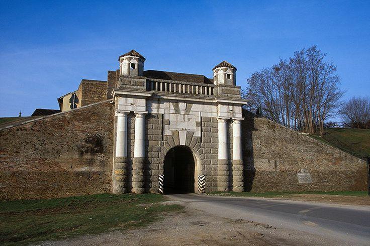 Porta Cividale Palmanova