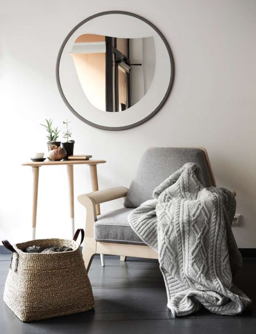 neutrals and soft greys