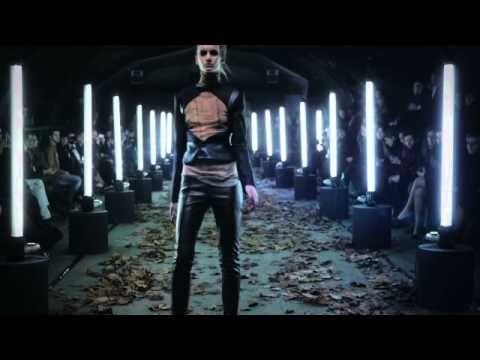 London Fashion Week , Conchita Perez AW 13 - YouTube