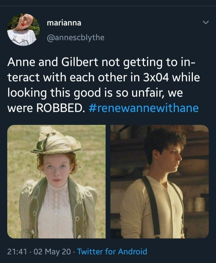 Kindred Spirits Anne With An E