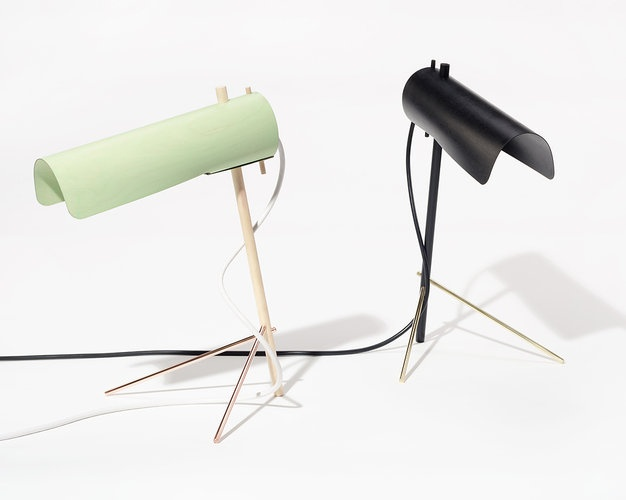 3 | Kickstarting: A Flat-Pack Lamp Inspired By Model Airplanes | Co.Design: business   innovation   design  comment with ideas!
