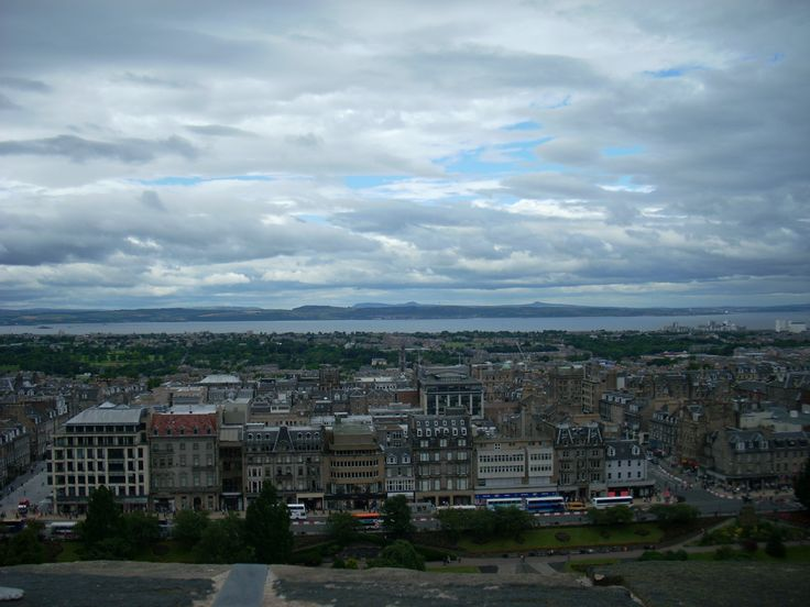 Edinburgh, Scotland. July 2008