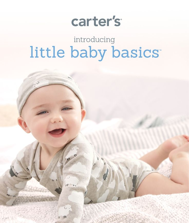 17 Best images about Carter's Little Baby Basics on ...