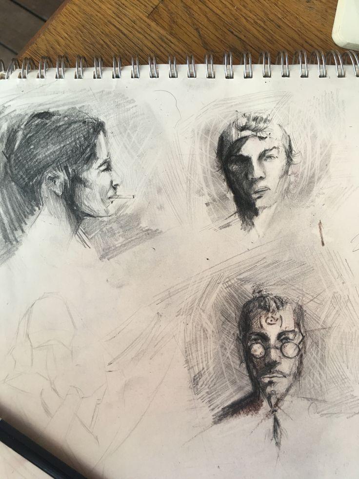 #draw #improvisation #design #illustration #scribble #drawing #dessin #desen #figuredrawing #sketch #eskiz #dibujo #art #artoftheday #portraitdrawing #pencil #イラスト #デサイン #アート #絵 #рисунок #desenho #instalike #instalikes #çizim #pencildrawing #sketchbook #portrait #igart #inspiration #face