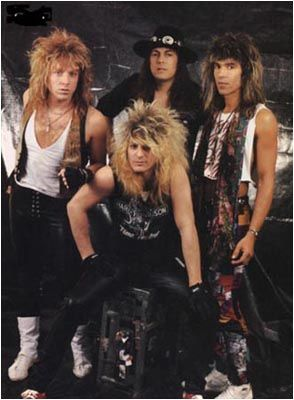 Dokken one of my fave 80s bands