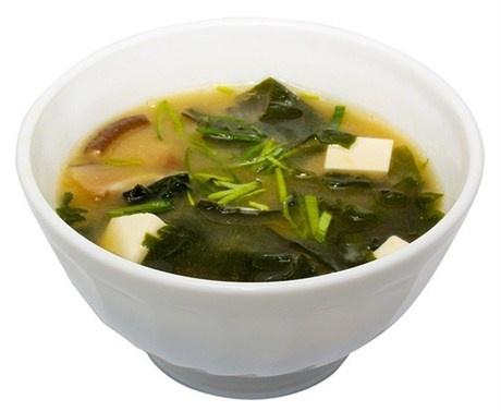 Луковый мисо суп рецепт с фото