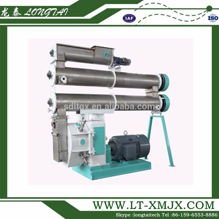 High capacity feed pellet machine for animal poultry with ISO CE certification