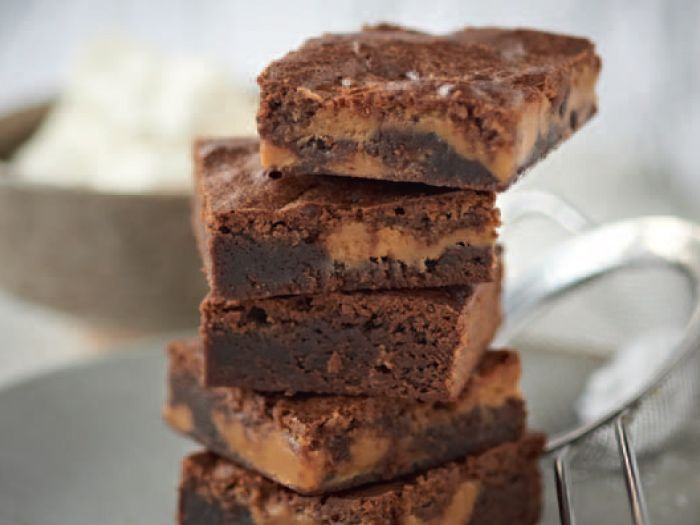 Whittaker's Whittaker's Peanut Butter Chocolate and Caramel Brownie
