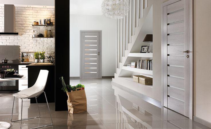 balustrada i ściana