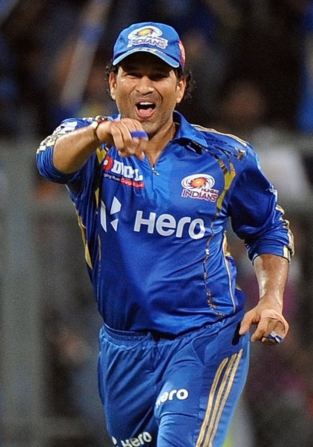 This guy: All hail Lord Sachin