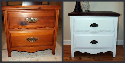Before Meets After: Reclaimed Furniture LOTS & LOTS of photos of dif projects.