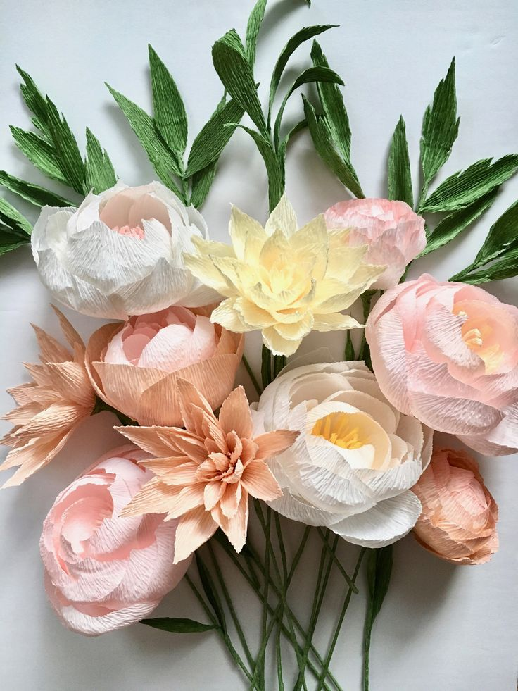 Paper Flowers by Little Paper Flowers