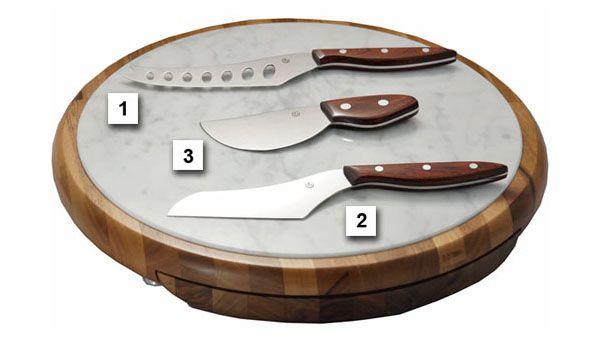 набор ножей для дегустации сыра