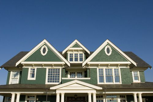 1000 Images About Exterior Colors Green On Pinterest